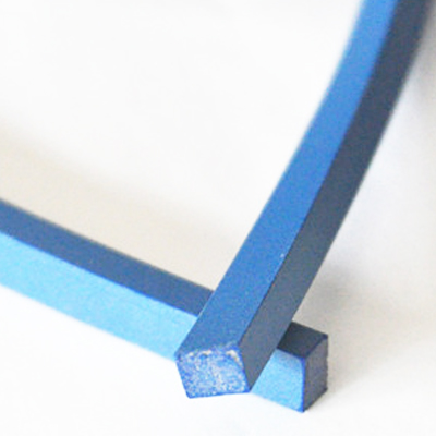rectangular solid strip